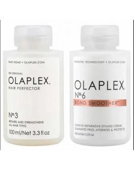 H21  USA Olaplex Hair Treat & Style Kit (Olaplex No. 3 and Olaplex No. 6)