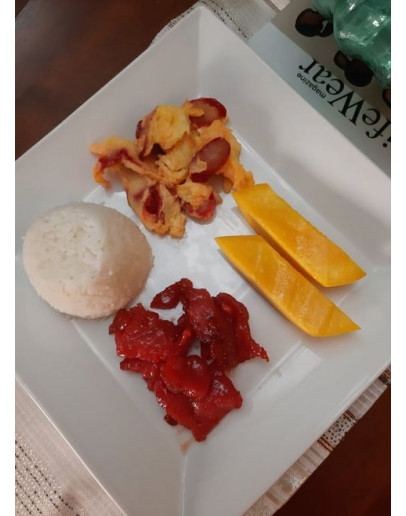 Breakfast Meal - Tocino