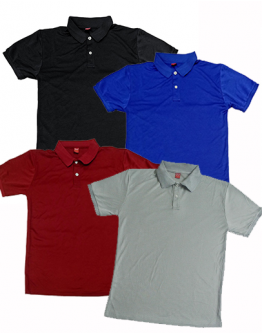 i-TECH DRI-FIT POLO SHIRT
