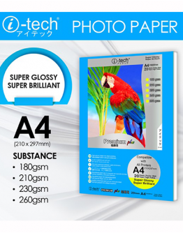 i-Tech Super Glossy Photo Paper