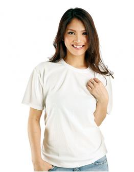 I-Tech DRI-FIT Round Neck T-shirt WHITE