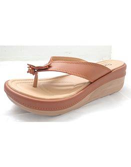 LADIES COMFY SLIP-ON SANDALS (ESL-048)