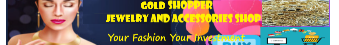 Gold Shopper Jewelry and Accesso