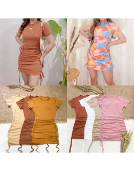 Side String Dress