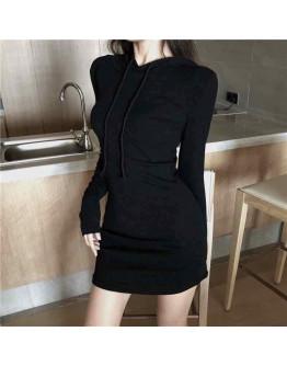 Longsleeve Bodycon Dress