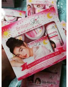 Brillant Skin Essentials Rejuvenating set