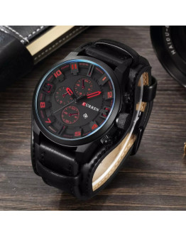 CURREN ANALOG MILITARY WATCH
