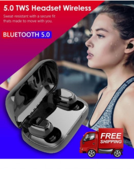 Wireless Bluetooth Earbuds Bluetooth 5.0