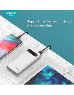 ROMOSS POWERBANK ORIGINAL (BLACK color)