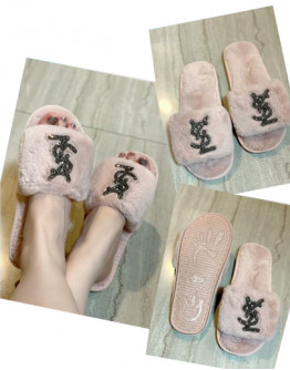 Classy and Fabulous Slippers