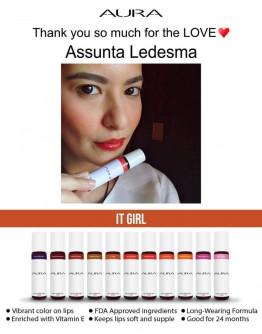 Aura Classic Lip and Cheek tint