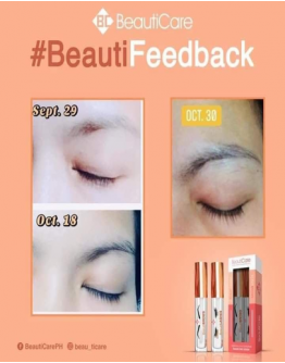 BeautiBrows and BeautiLashes