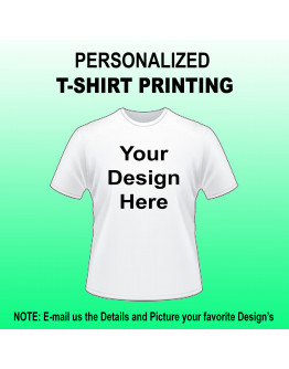 Arem PERSONALIZED   T-SHIRT PRINTING