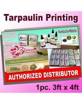 Arem TARPAULIN PRINTING 3X4