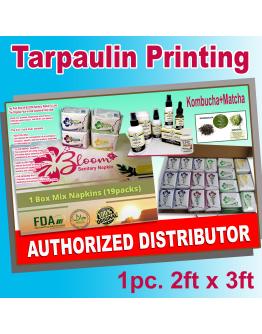 Arem TARPAULIN PRINTING 2X3