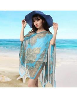 BEACH SHAWL DRESS/SARONG