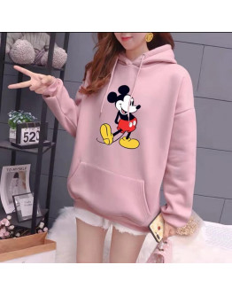 MICKEY MOUSE  HOODIE SWEATER